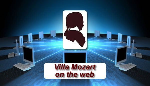 Villa Mozart on the Web